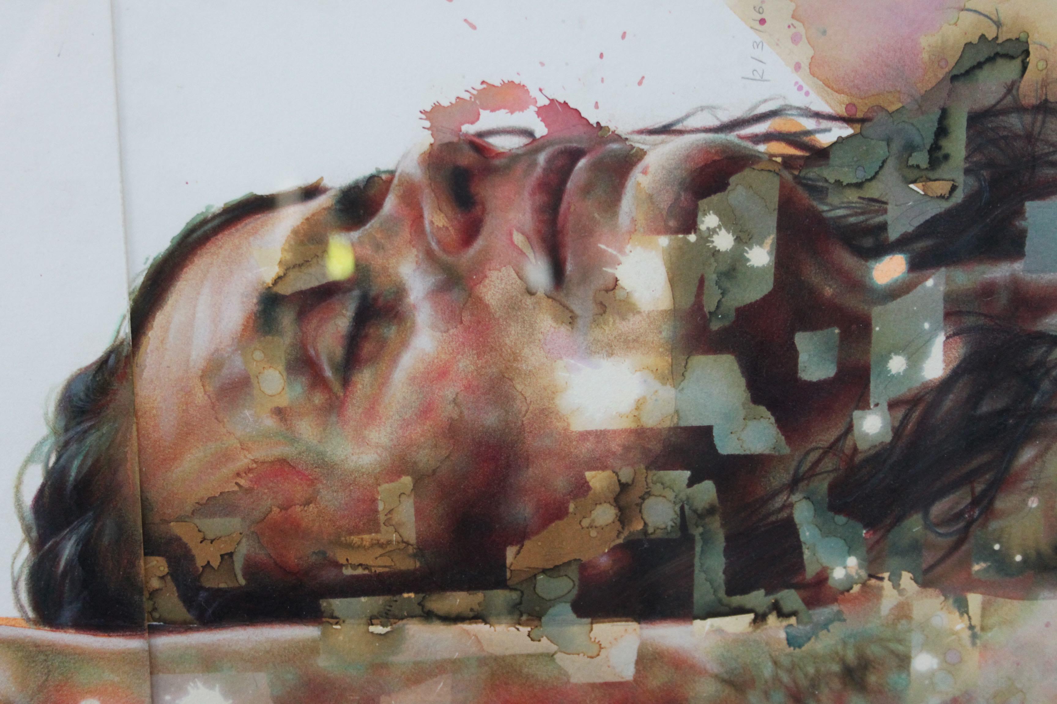 Laura Forghieri: l'arte che nasce tra corpo e anima
