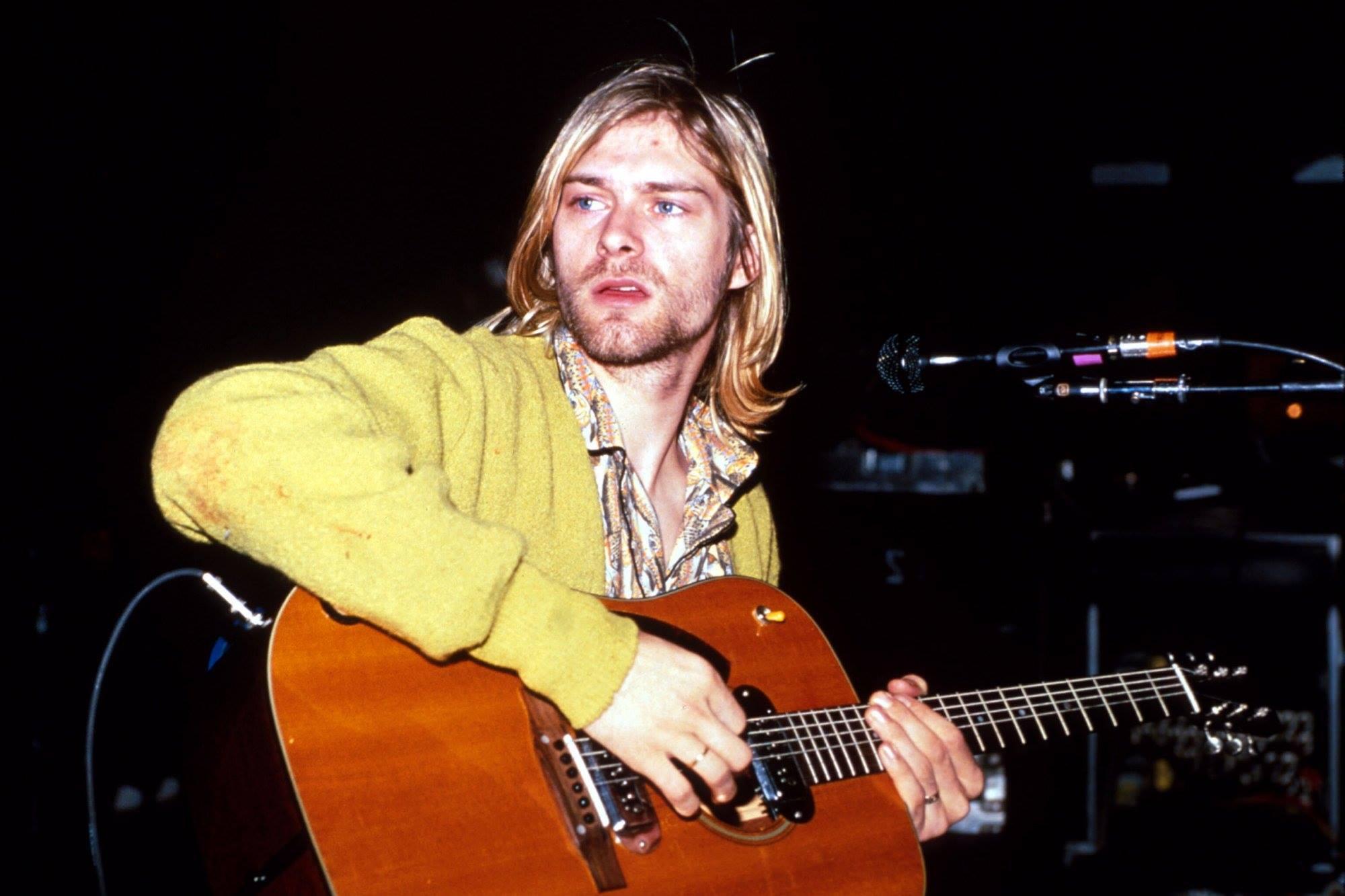 Gli anni 90 rivivono all'EstatOff con il documentario sul leader dei Nirvana