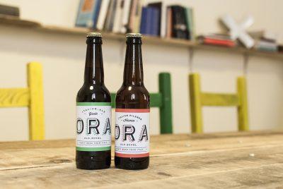 'Ora Beer': da Hermes al centro di Londra attraverso la birra
