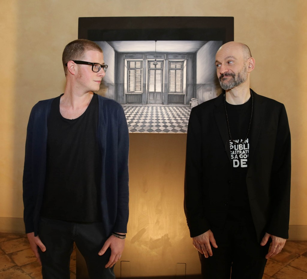Andrea Chiesi e Giorgio Casali: un ponte tra pittura e poesia