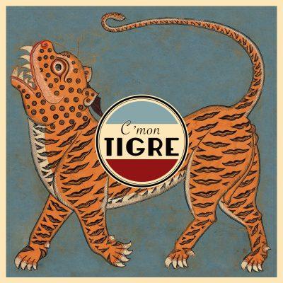 Musica e immagini si fondono nel live dei C'mon Tigre