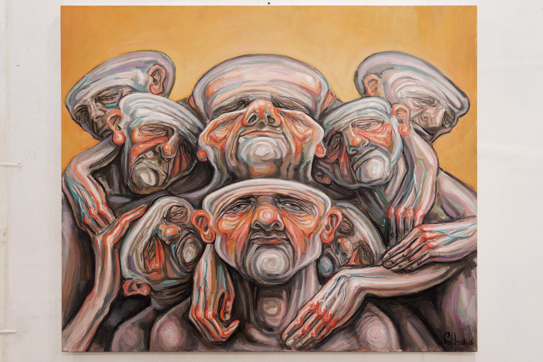 Dalla Siria in Italia seguendo l'arte