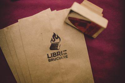 Con Fabrizio Loschi alla scoperta di 'Libri da Bruciare': la casa dei cultural homeless