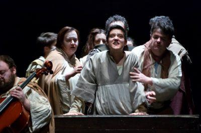 """Humanitas"": il teatro contro lo stigma"