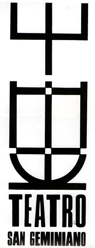 Logo Teatro san Geminiano