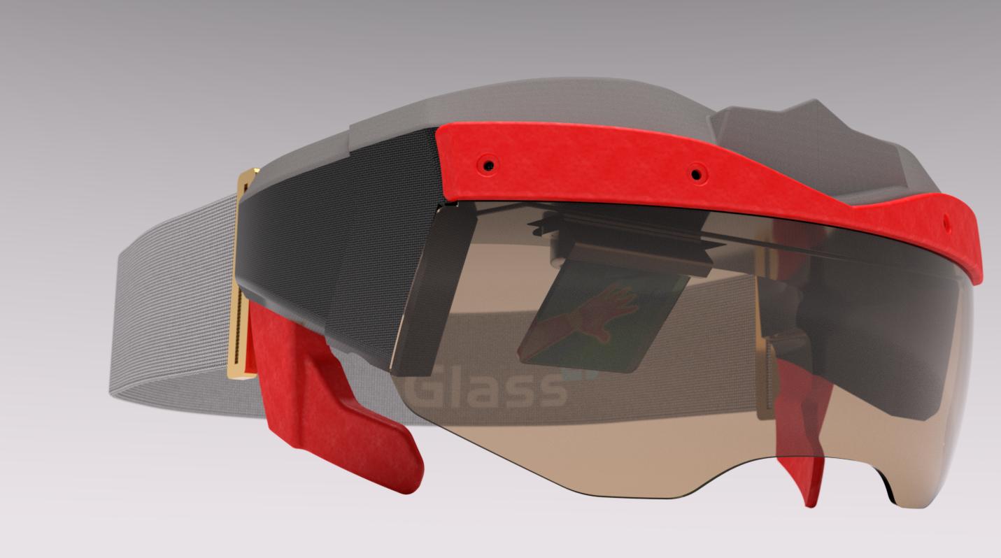 Gli occhiali smart firmati GlassUp: una storia globale che passa dalla via Emilia