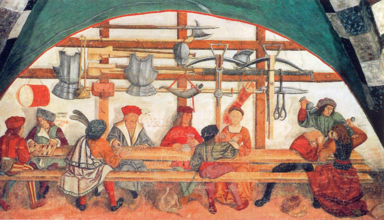 La Taverna dei Francescani