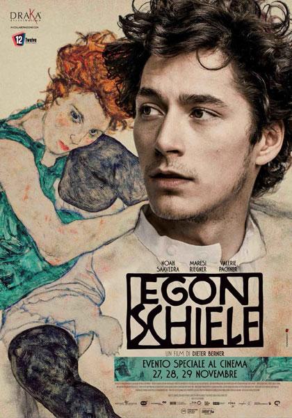 Schiele, in esclusiva all'Astra il film sulla conturbante vita dell'artista