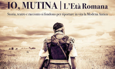 Un viaggio alla ricerca della Modena romana nell'anno della ricorrenza della fondazione, avvenuta 2200 anni fa.