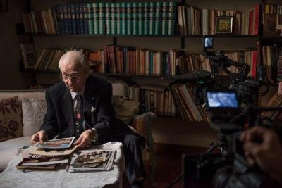 Gualtiero Marchesi – The Great Italian di Maurizio Gigola al Cinema Astra