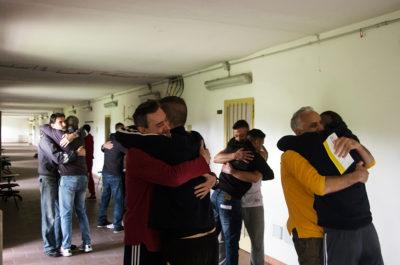 Detenuti e ragazzi si mescolano nel Palazzo Incantato