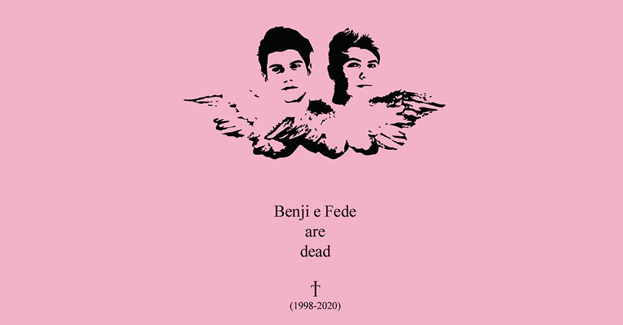Benji e Fede are dead (meat)