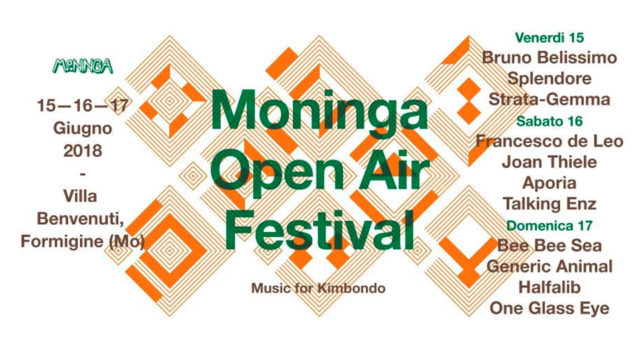Moninga Open Air, fare del bene stando bene. What Else?