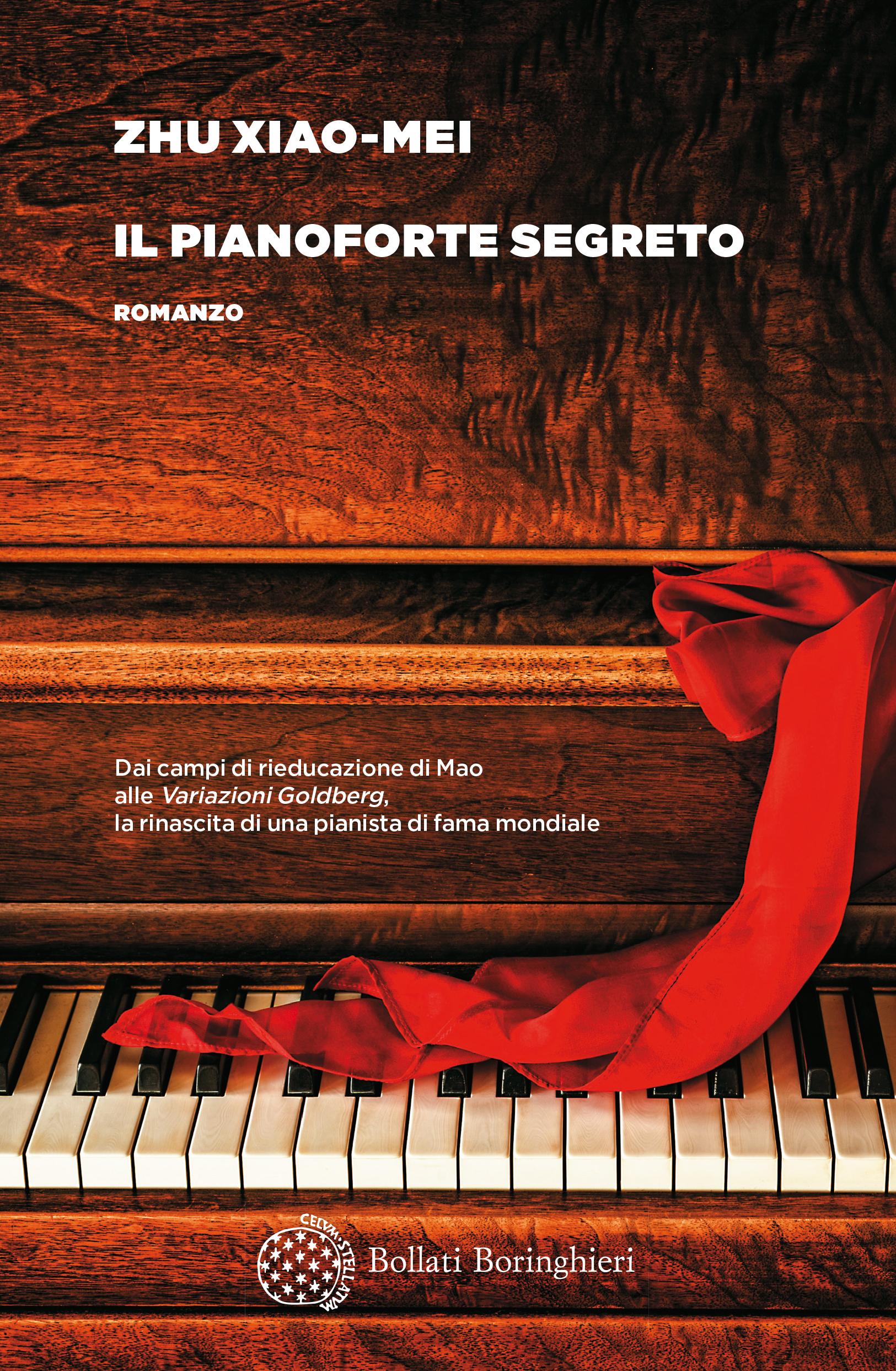 Xiao-Mei - Il pianoforte cop.indd