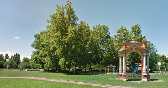 Un parco per regalo