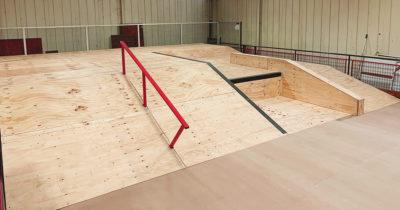 Rock&Ride Village – Il nuovo skatepark all'interno della Bocciofila Villa d'Oro di Modena