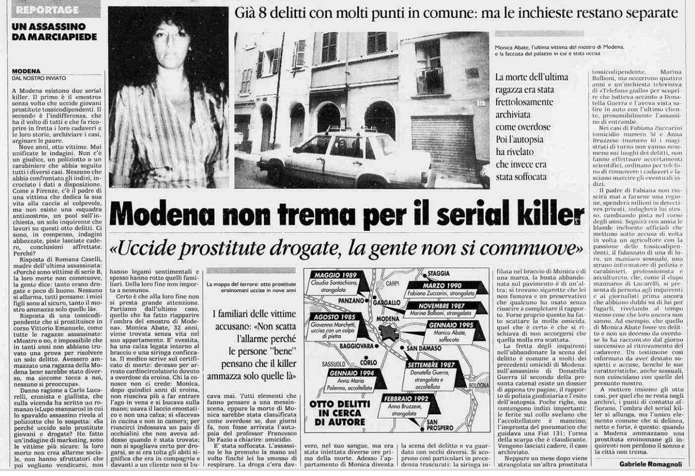 La Stampa, 19 gennaio 1995