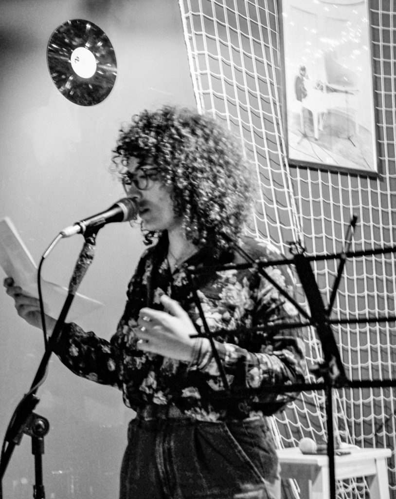 Caterina Zanelli Modena City Rimers Mocu Poetry Slam