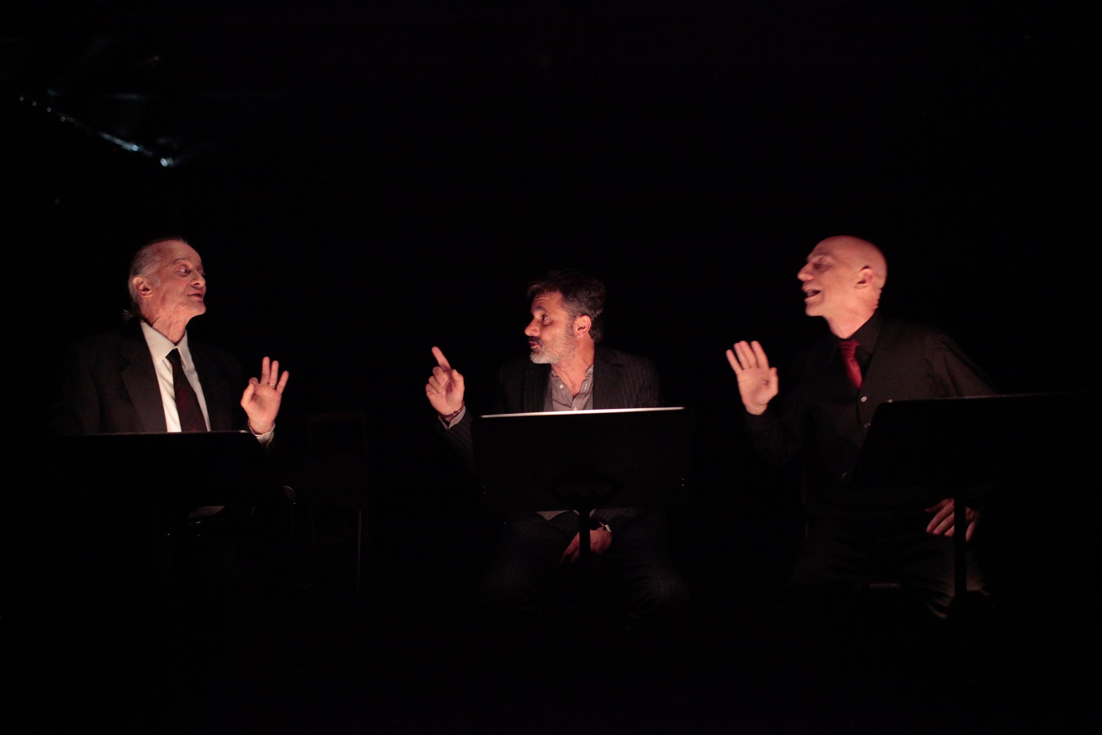 """""""Mariti"""" - Photo Credits Dorin Mihai Drama Teatro Intervista Cultura"""