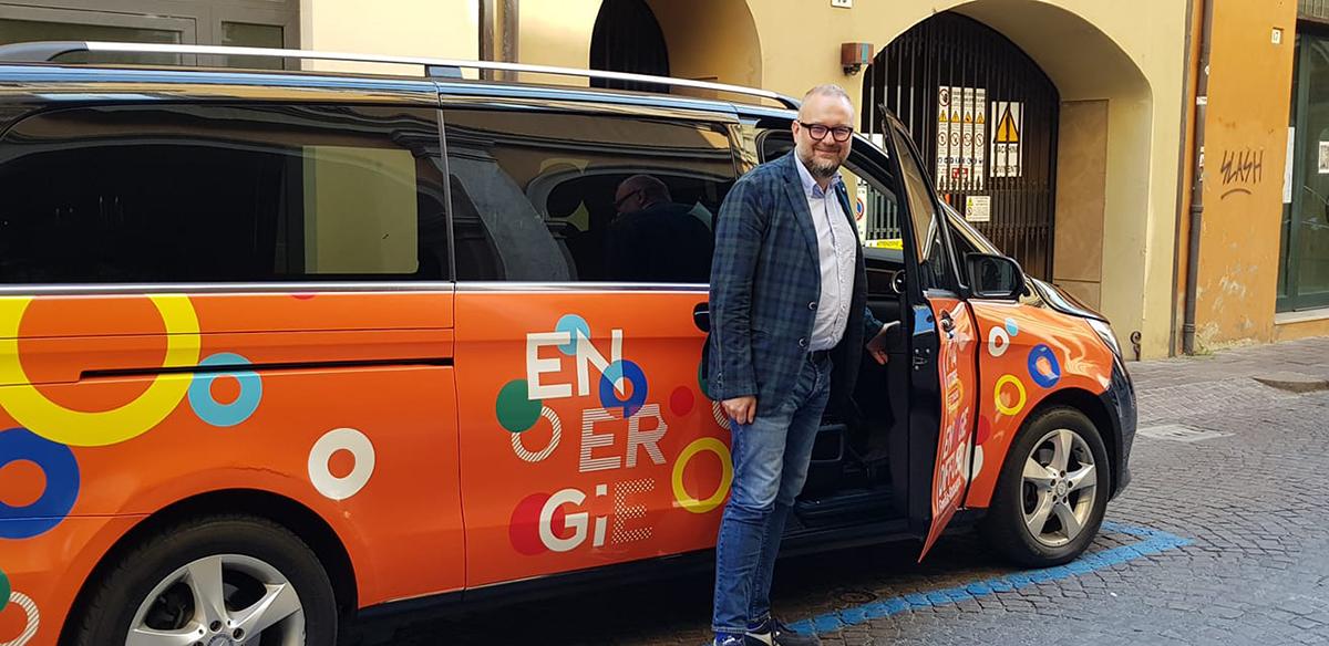 Massimo Mezzetti energie diffuse emilia romagna creativa regione cultura