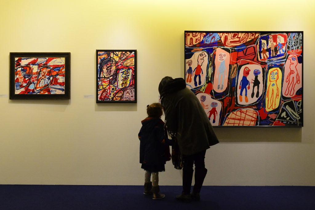 Mostra temporanea Jean Dubuffet, Reggio Emilia