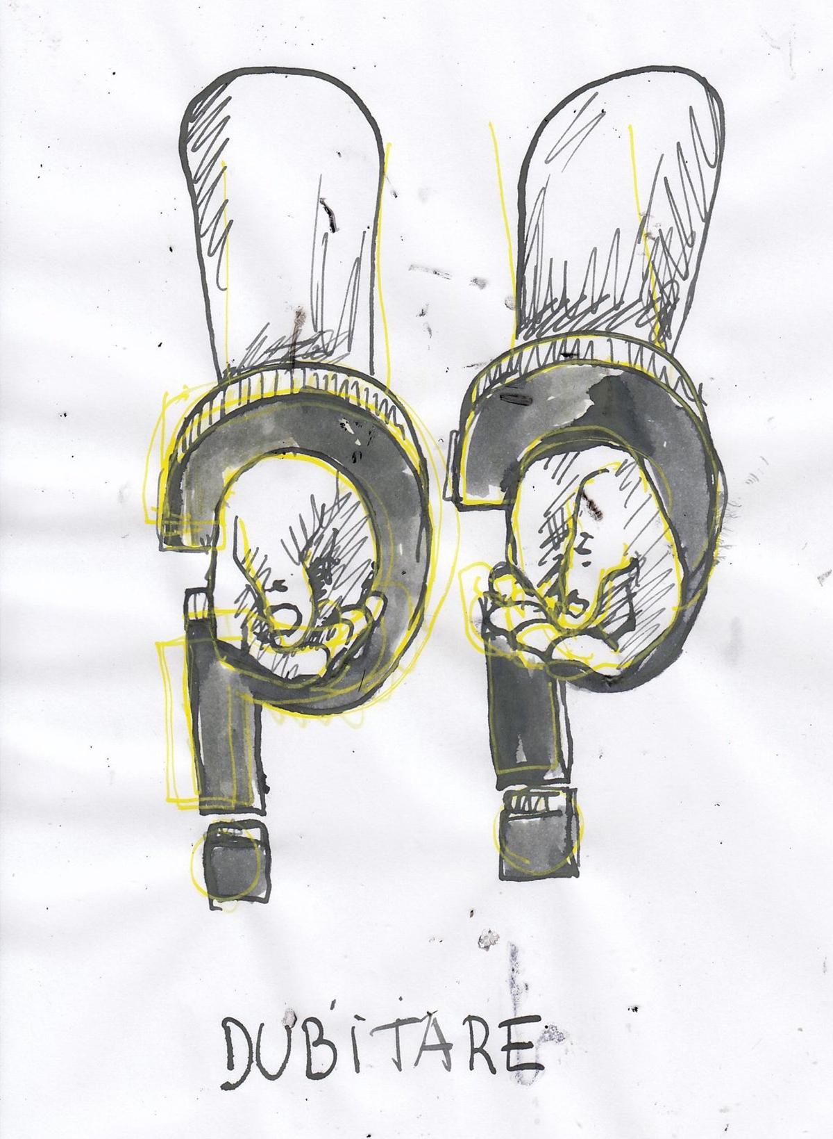 ripensare ruolo carceri illustrazione disegno collettivo fx modena carcere progione