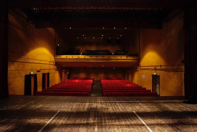 Teatro Dadà. Fotografia di Futura Tittaferrante Intervista Claudio Longhi Modena Cultura MoCu