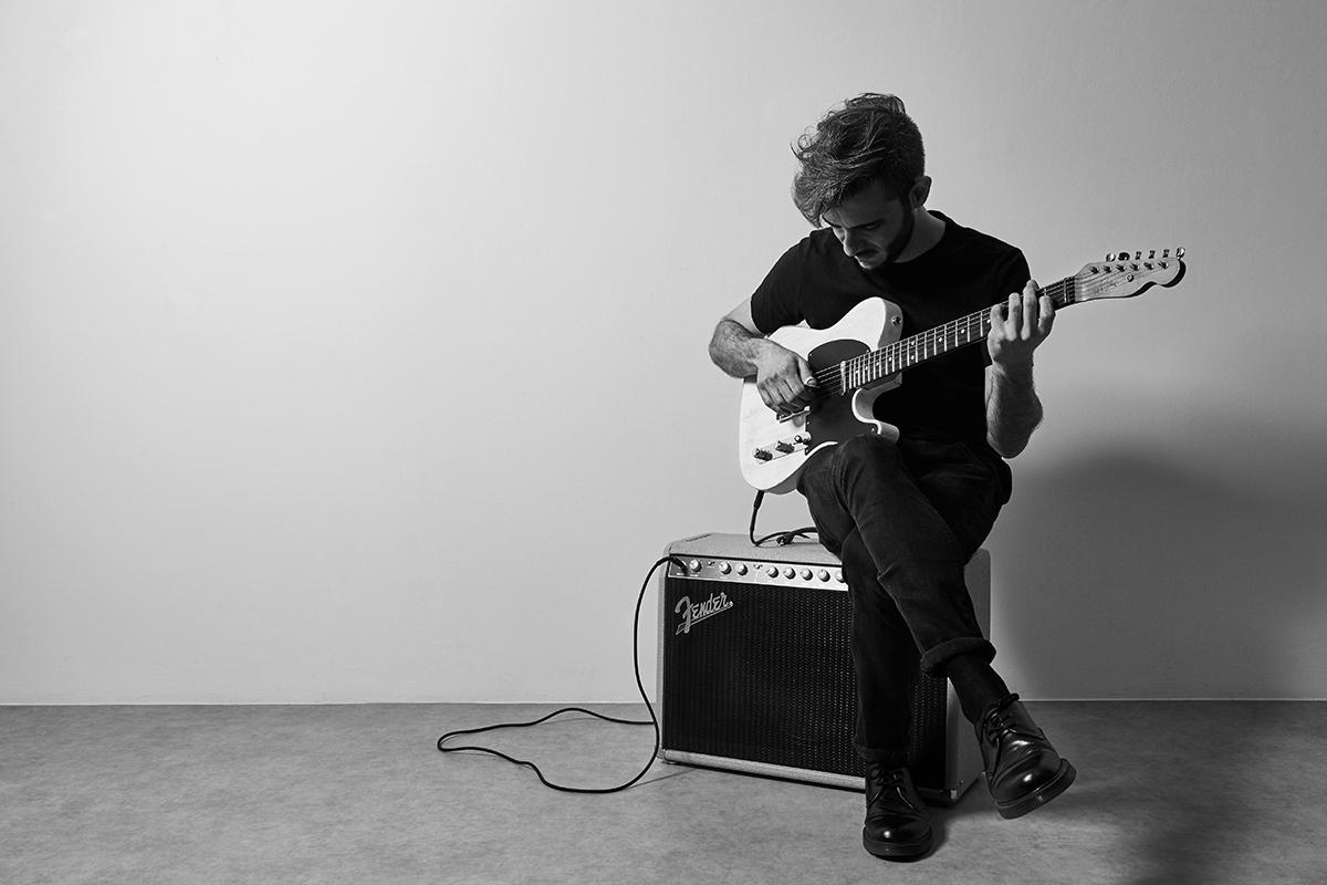 Luca Perciballi. Fotografia di Gabriele Lei. Intervista MoCu Modena CUltura
