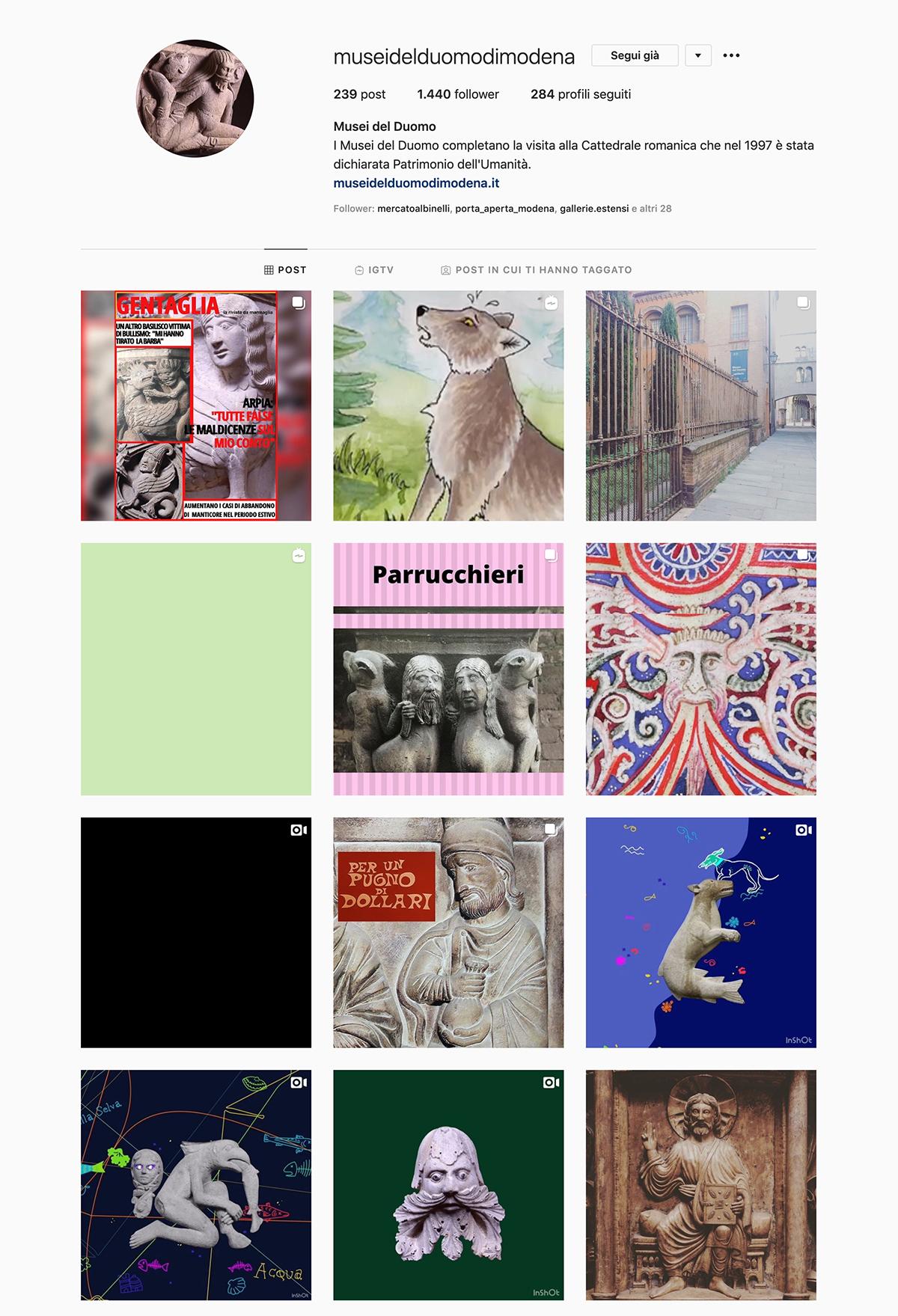 musei del duomo modena instagram