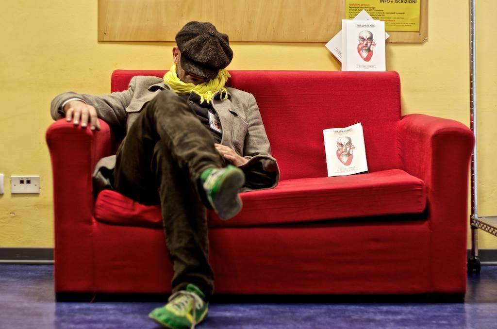 2013. Fotografia di Daniele Casciari Trasparenze Festival MoCU Modena Cultura