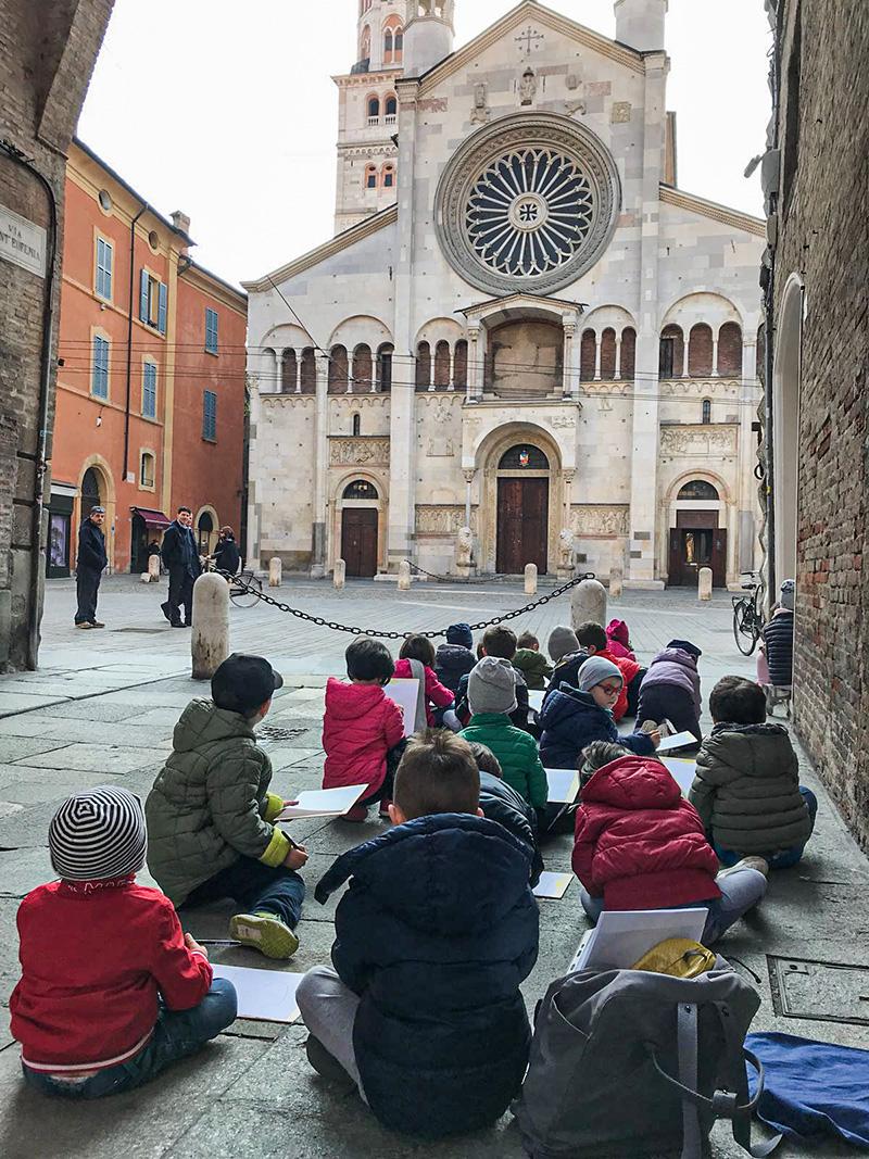 Didattica museale MoCu Modena Cultura Musei Civici