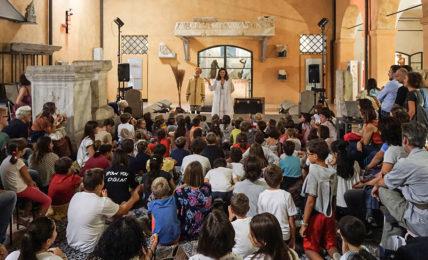 L'acciarino magico. Fotografia di Pieranna Gibertini Intervista MoCu Modena Cultura Didattica Museale