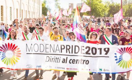 Modena Pride - Fotografia di Tommaso Mori