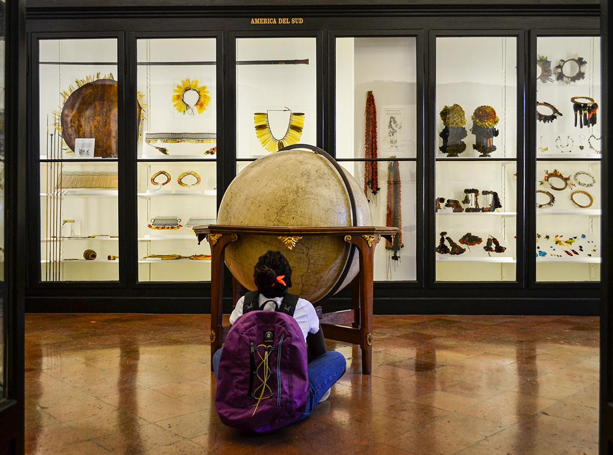 Musei Civici di Modena Didattica museale intervista MoCu Cultura