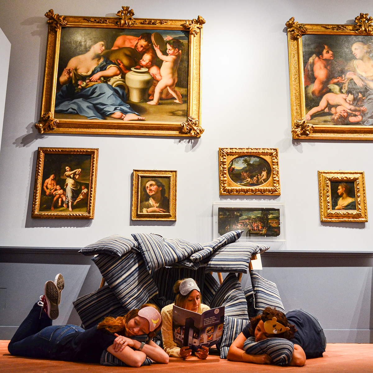 Storie, storie e ancora storie MuSei Civici Didattica Museale MoCu Modena Cultura
