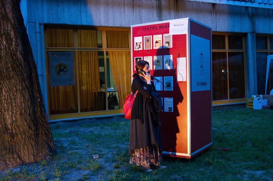 Trasparenze Festival 2017 Chiara Ferrin MoCu Modena Cultura