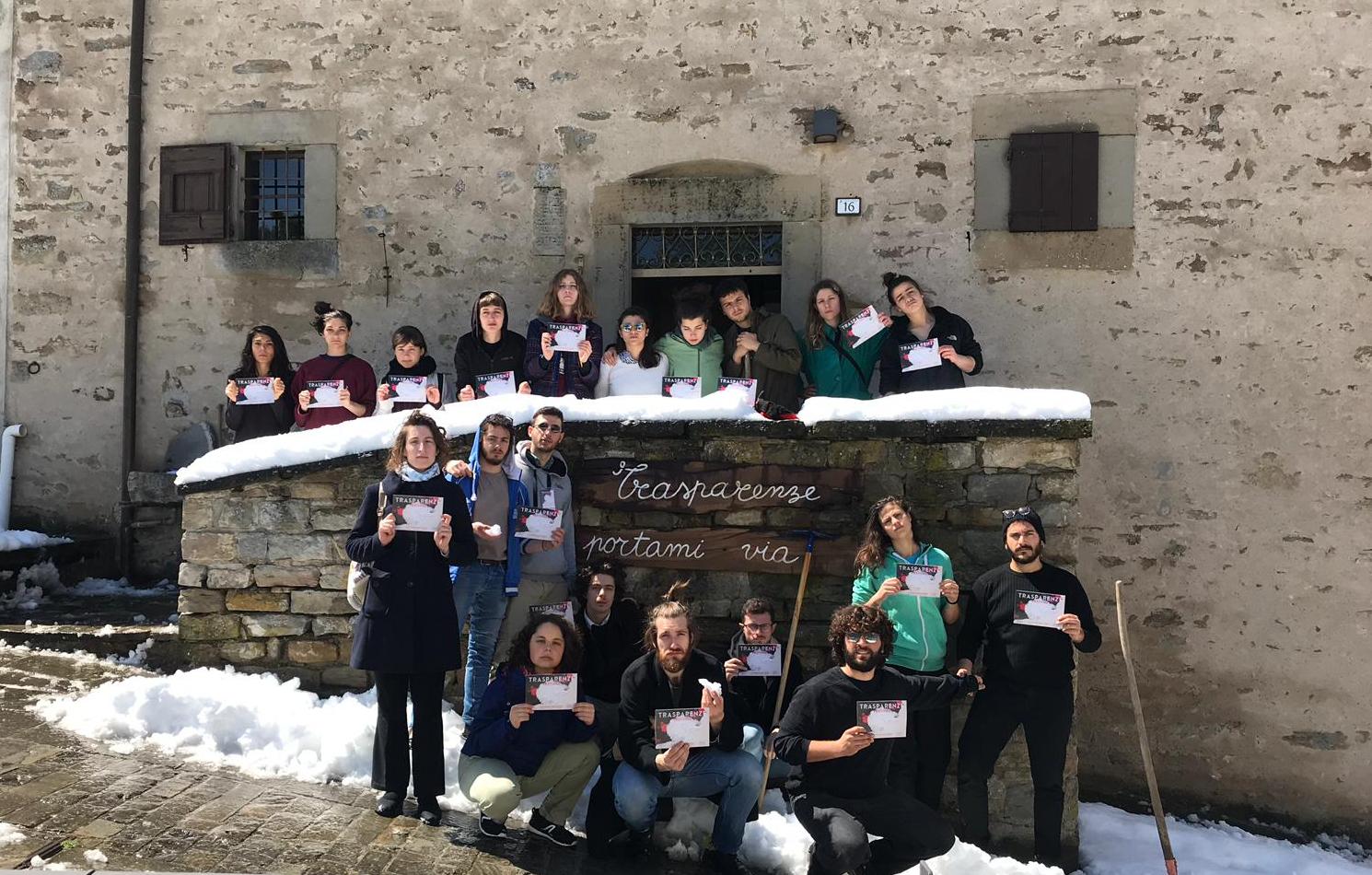 Trasparenze Gombola 2020 MoCu Modena Cultura