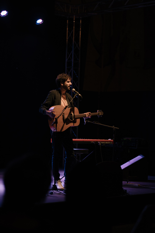 Cimini live @ La Tenda. Festa della Musica 2020. Fotografia di Federico Sigillo - Centro Musica di Modena