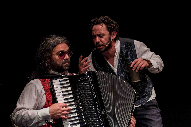 Giuseppe Ciciriello e Piero Santoro Concentrico Festival MoCu Modena Cultura