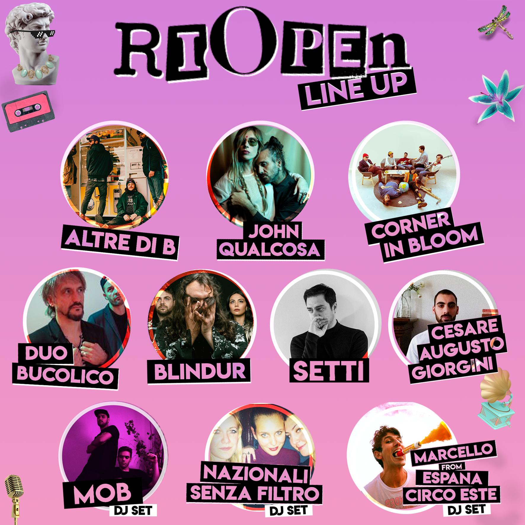 Riopen Godot MoCu Modena Cultura Reggio Emilia Carpi