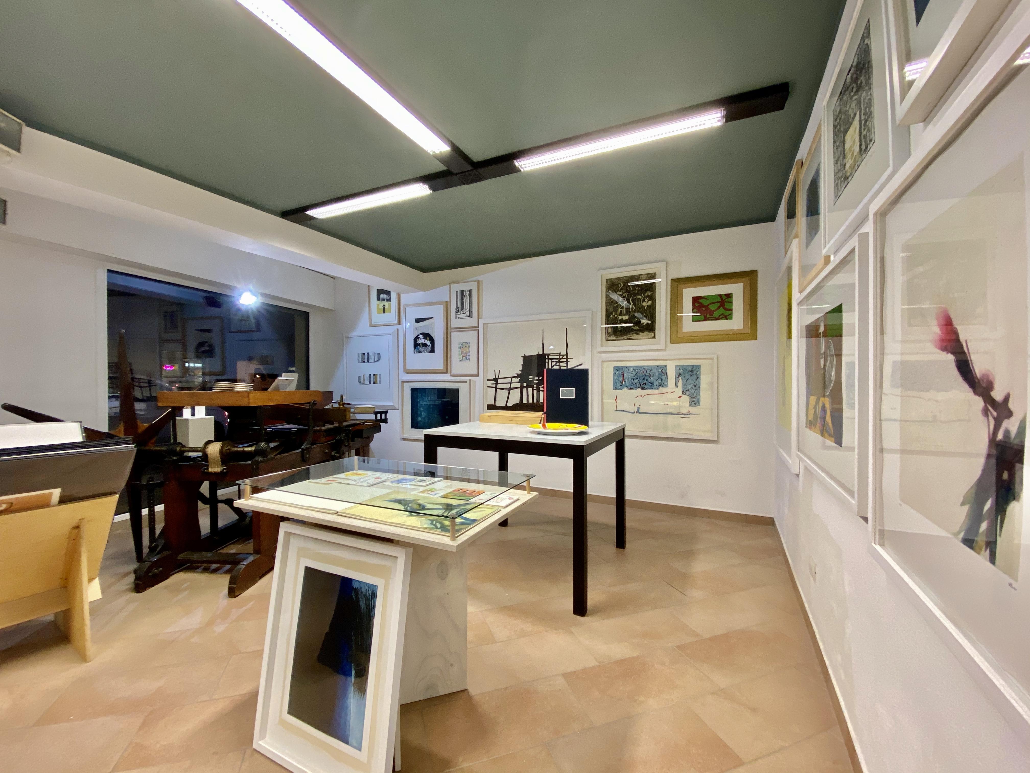 Laboratorio Arte Grafica Modena Roberto Gatti MoCu Cultura