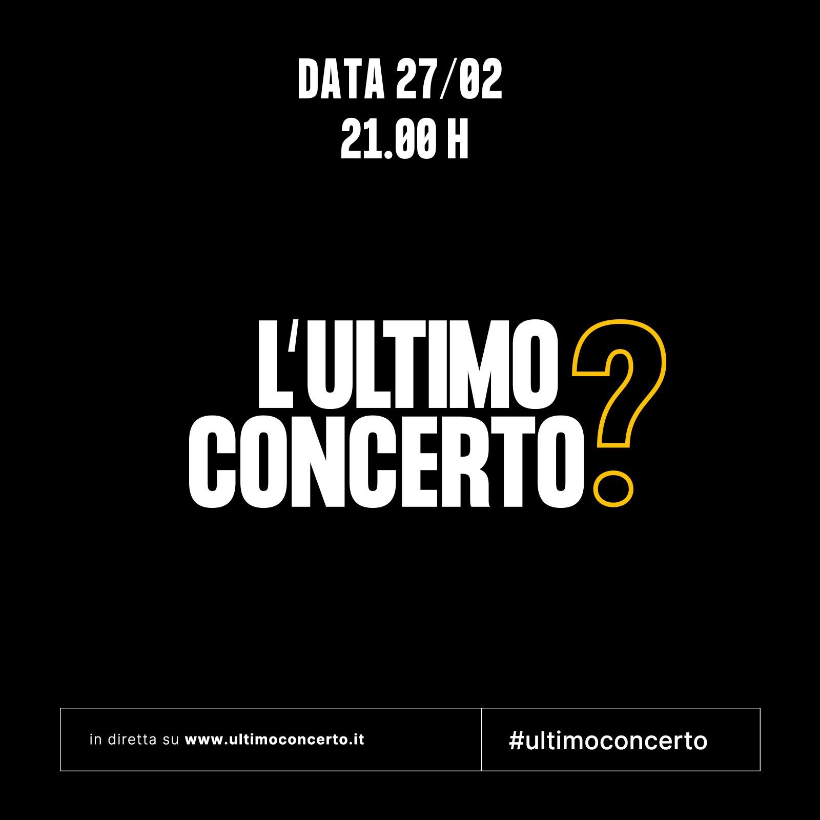 ultimo concerto live club musica modena cultura