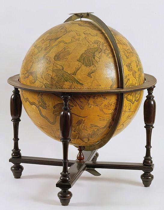 globo terrestre sole Greuter modena cultura mocu