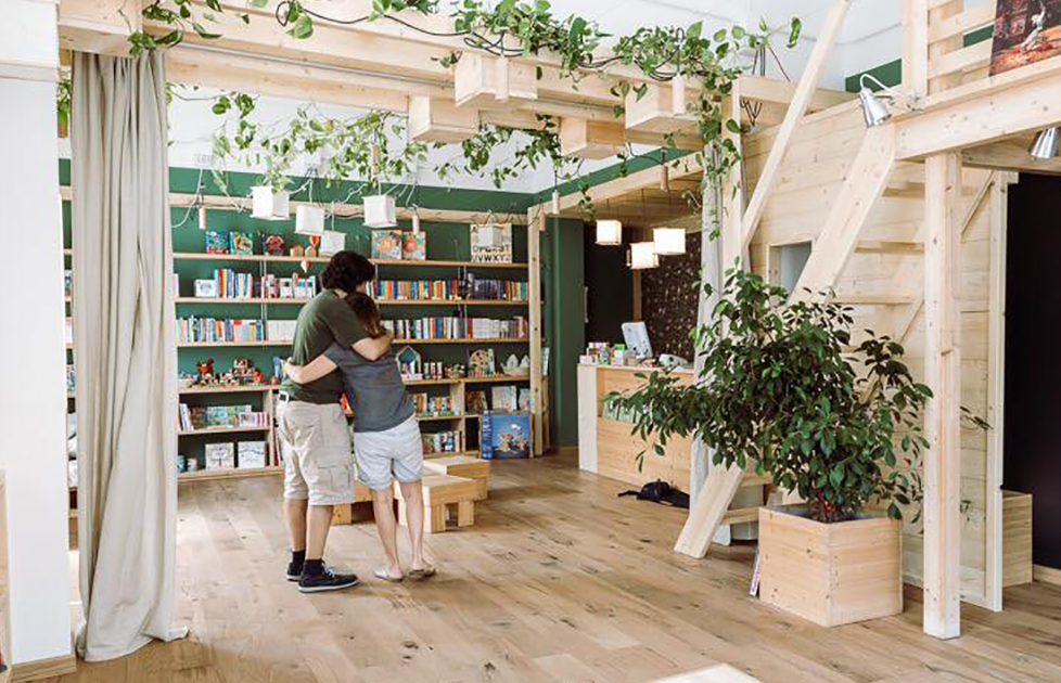 libreria radice labirinto carpi lettura bambini mocu modena cultura