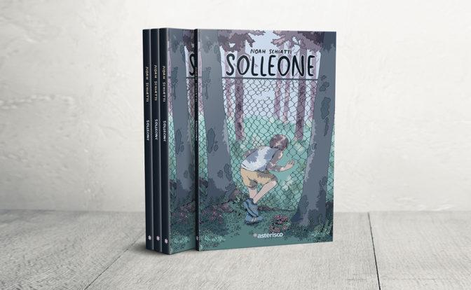 Noah Schiatti Solleone Graphic Novel omofobia Lesbofobia Bifobia Transfobia Afobia mocu modena cultura
