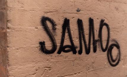 samo basquiat modena cultura mocu tag graffiti