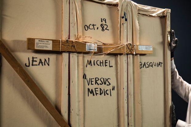 versus medici jean-michel basquiat mocu modena cultura pietro rivasi