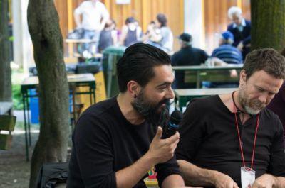 2014/15, Teatro Sospeso. Fotografia di Chiara Ferrin Trasparenze Festival MoCu Modena Cultura